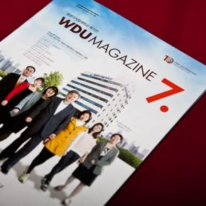 원광디지털대학교 WDU Magazine vol.7 (뉴스레터)